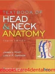 Textbook of Head and Neck Anatomy: 4th (fourth) edition (pdf)