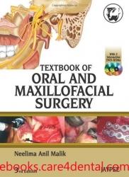 Textbook of Oral and Maxillofacial Surgery, 3rd Edition (pdf)