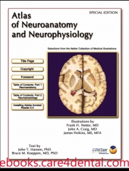 Netter Atlas of Neuroanatomy and Neurophysiology (pdf)