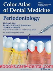 Color Atlas of Dental Medicine: Periodontology, 3rd Edition (pdf)