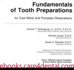 Fundamentals of Tooth Preparations (pdf)