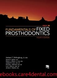 Fundamentals of Fixed Prosthodontics, 4th Edition (.epub)