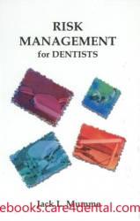 Risk Management for Dentists (pdf)