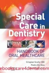 Special Care in Dentistry: Handbook of Oral Healthcare (pdf)