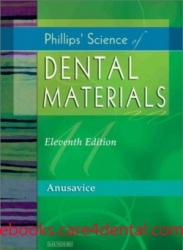 Phillips Science of Dental Materials, 11th Edition (pdf)