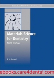 Materials Science for Dentistry, 9th Edition (pdf)