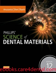 Phillips' Science of Dental Materials, 12th Edition (pdf)