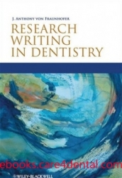 Research Writing in Dentistry (pdf)