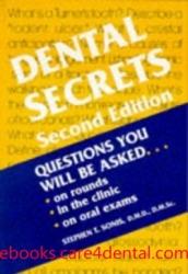 Dental Secrets, 2nd Edition (pdf)