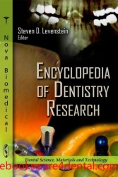 Encyclopedia of Dentistry Research, 2 Volume Set (pdf)