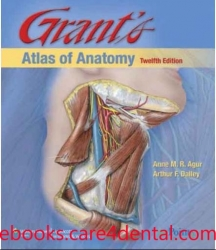Grant's Atlas of Anatomy, 12th Edition (pdf)