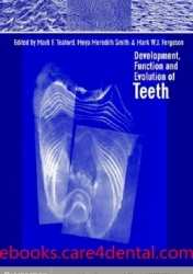 Development, Function and Evolution of Teeth (pdf)