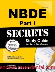 NBDE Part I Secrets Study Guide: NBDE Test Review for the National Board Dental Exam (.epub)