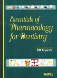 Essentials of Pharmacology for Dentistry  1st Edition (pdf)