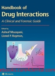 Handbook of Drug Interactions A Clinical and Forensic Guide (pdf)