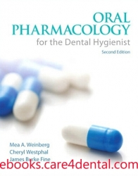 Oral Pharmacology for the Dental Hygienist, 2nd Edition (pdf)