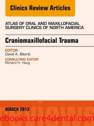Craniomaxillofacial Trauma, An Issue of Atlas of the Oral and Maxillofacial Surgery Clinics (pdf)