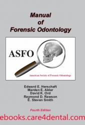Manual of Forensic Odontology, 4th Edition