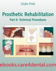 Prosthetic Rehabilitation: Technical Procedures (pdf)