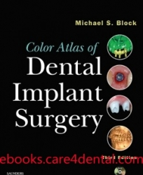 Color Atlas of Dental Implant Surgery, 3rd Edition (pdf)